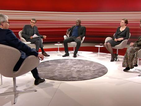 Debate | SRF Club: Racism in the US | 09.06.20