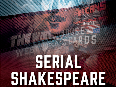 New Book | Serial Shakespeare | October 2020