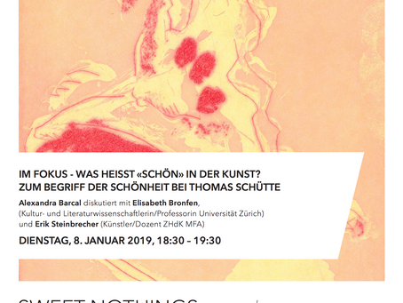 Event: The Nature of Beauty in Thomas Schütte's Art