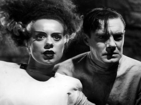 Screening & Talk | Frankenstein and Film | 29.1.19