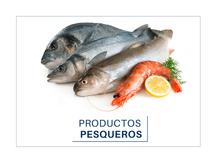 Productos pesqueros.