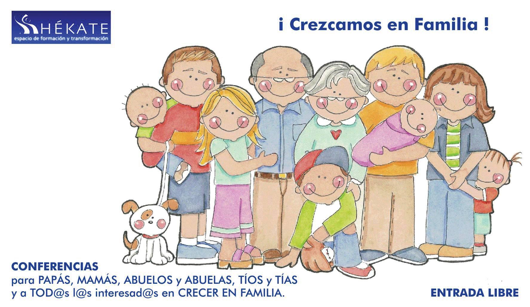 CREZCAMOS EN FAMILIA