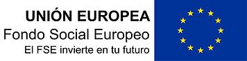 Logotipo FSE. Horizontal bandera derecha
