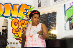 Charlynne | open mic night