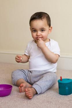 Zac | baby model