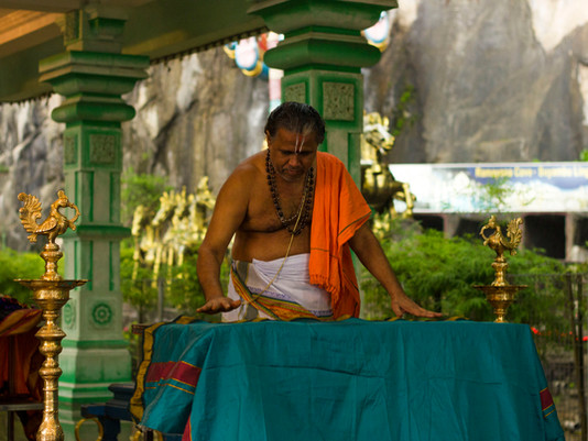 The Bengali Runaway: Batu Cave