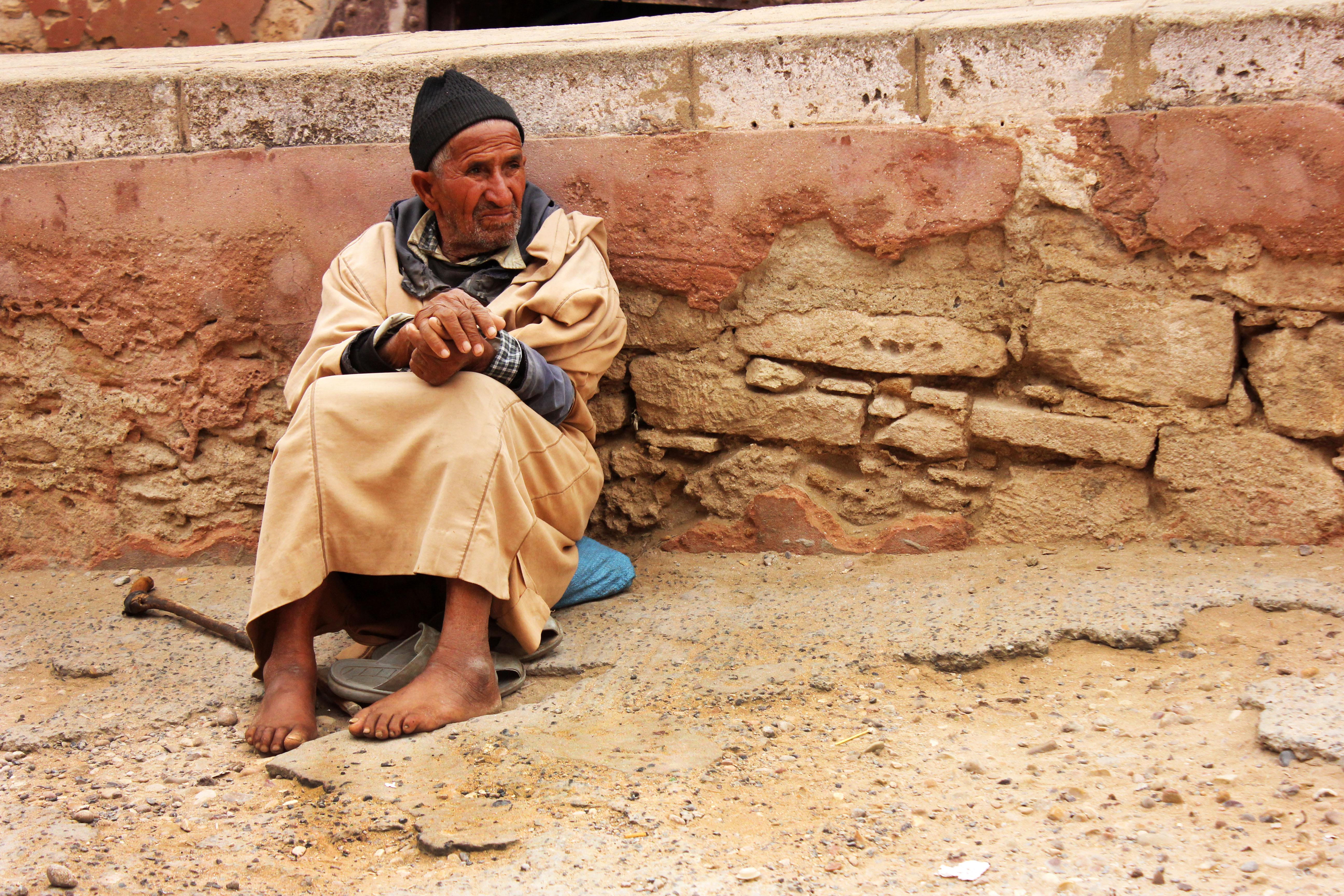 Eussaouira Bare Feet (Morocco, 2013)