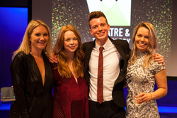 Theatre Full Stop award ceremony