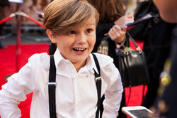 Will Tilston | Goodbye Christopher Robins red carpet premier