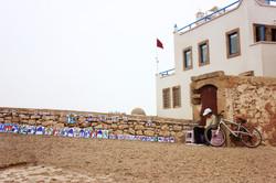 Eussaouira Beach, Morocco