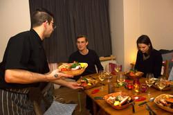 La Belle Assiete dinner