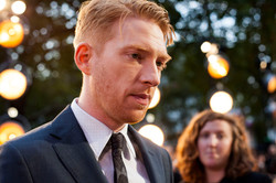 Domhnall Gleeson | Goodbye Christopher Robins red carpet premier