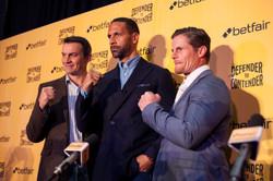 Rio Ferdinand | press release