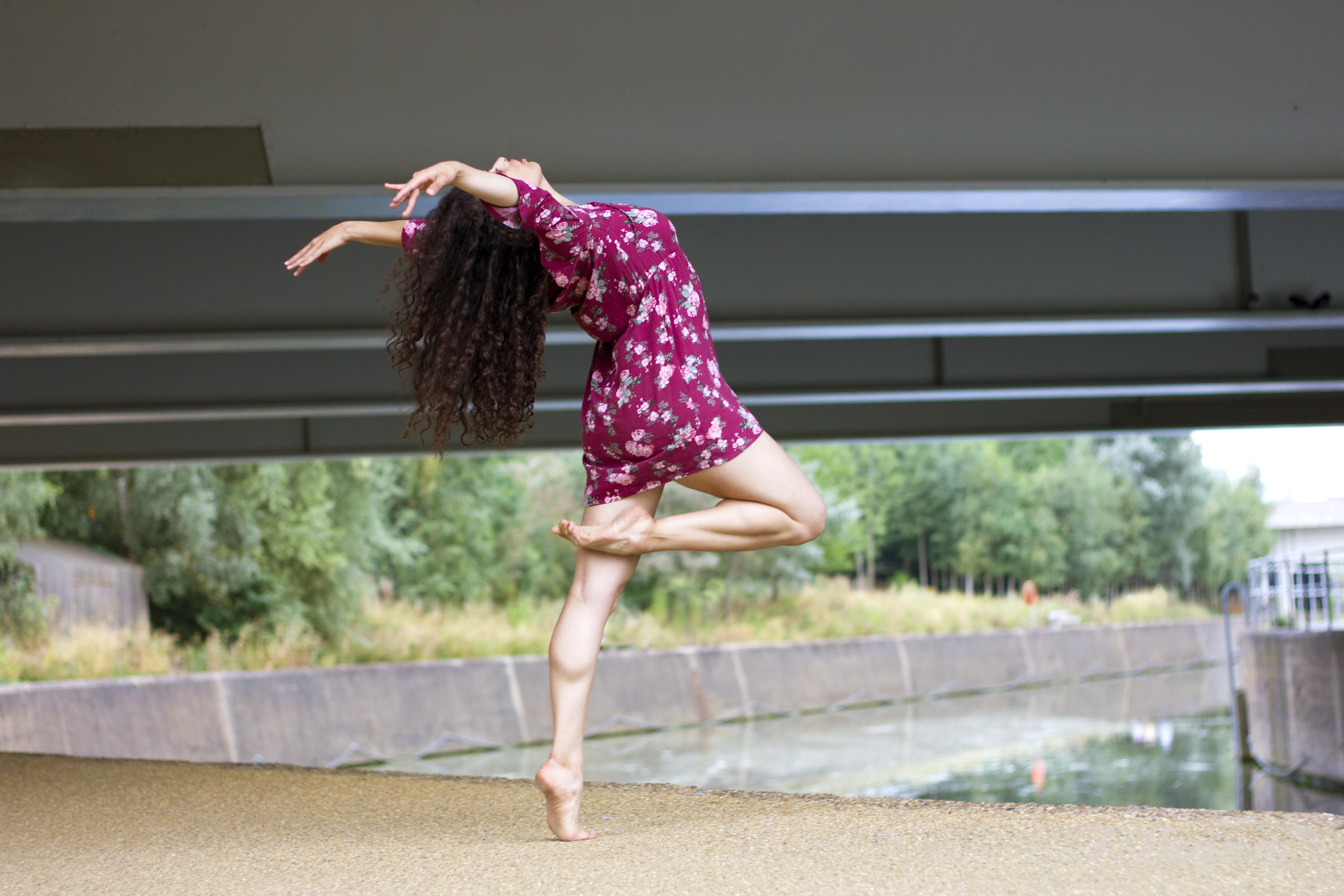 Anastasia Hadi | dancer
