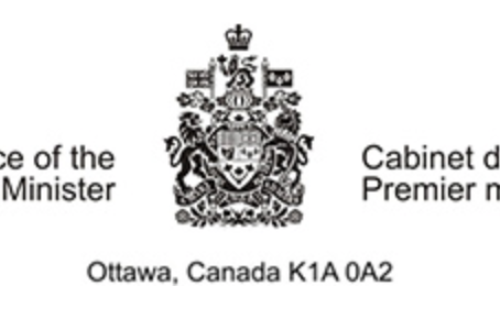 Office of the Prime Minister: Minister of Justice and Attorney General of Canada Mandate Letter