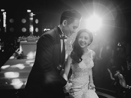 """ Kwang + Sean "" wedding ceremony"