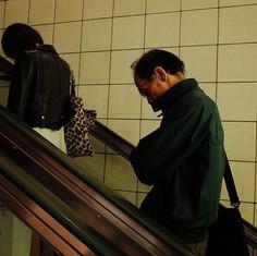 Sleepwalker #fukuoka #subway.jpg