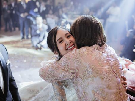 """ Praew + Kee "" wedding ceremony"