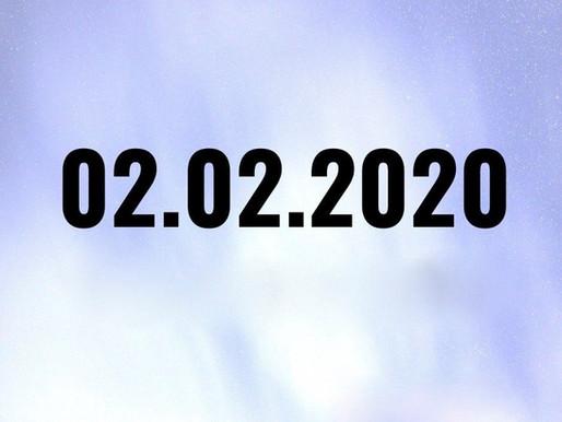 Blessings of 0202~2020