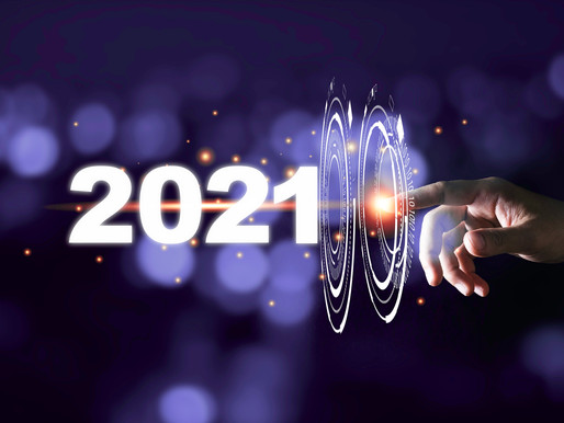 Step into 2021