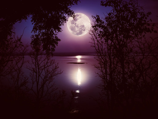 Supermoon ~ the possibilty of healing