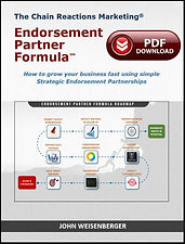 Endorsement Partner Marketing Book Cover