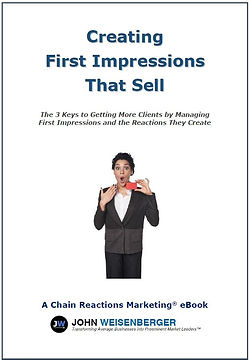 Creating First Impressions Book Cover