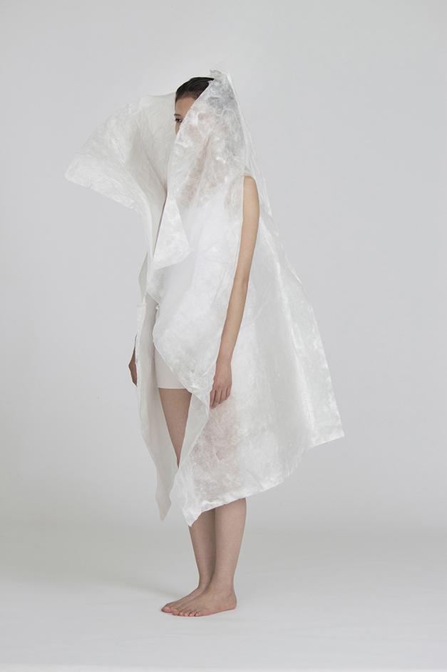 紙とファッション