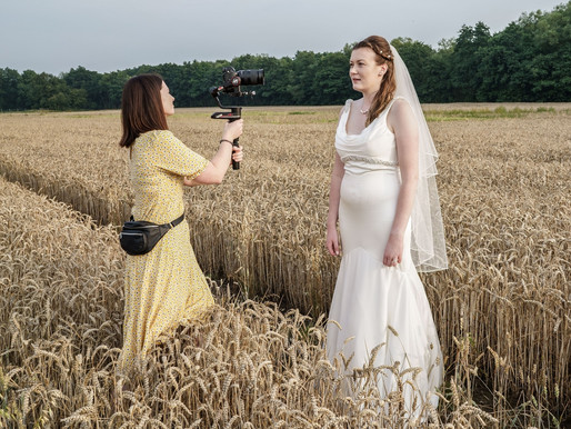10 Reasons to Hire a Wedding Videographer