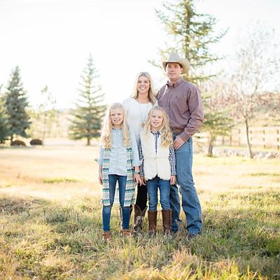 Woolstenhulme Family