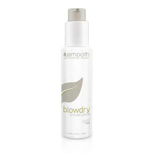 usmooth Blowdry Styling Lotion