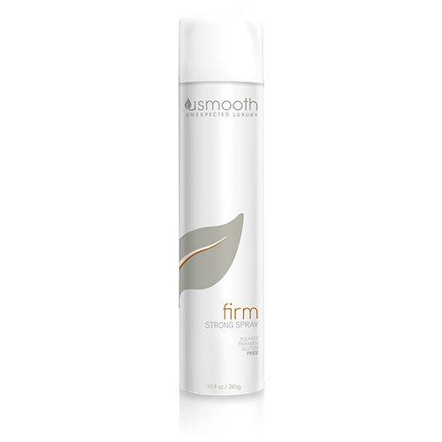 usmooth Firm Strong Spray
