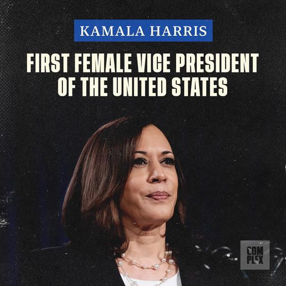 Congratulations Joe Biden & Kamala Harris