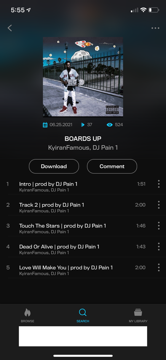 Boards Up