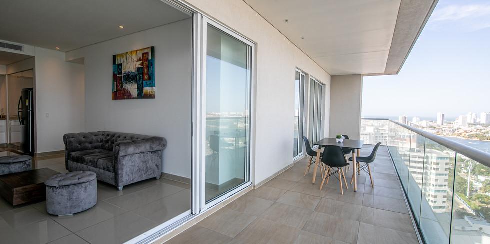 Wonderful Bocagrande 3 BR Hyatt Apartment | Cartagena, Colombia | Cartagena Vacation Rentals