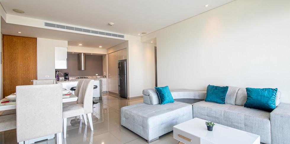 Luxury 3 Bedroom Apt on the Beach in the Hyatt | Cartagena, Colombia | Cartagena Vacation Rentals
