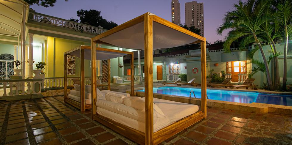 Beautiful 11 Bedroom Mansion near the Old City | Cartagena, Colombia | Cartagena Vacation Rentals