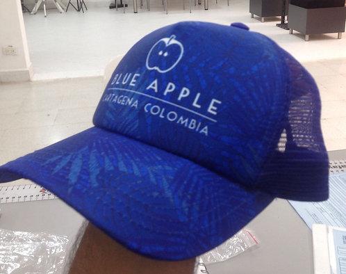 Blue Apple Beach House Souvenir Hat