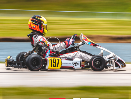 Stars Announces Ohio Kart Parts as Patron+ Partner for 2021 Season