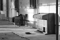 Old Courtyard Bologna