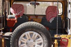 Bedouin Car