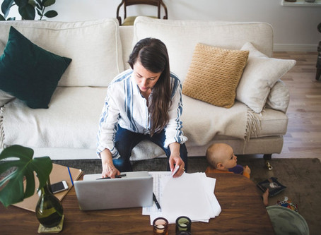 Is working from home (literally) breaking your back?