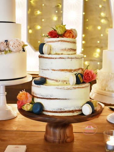 North Yorkshire Wedding Cakes