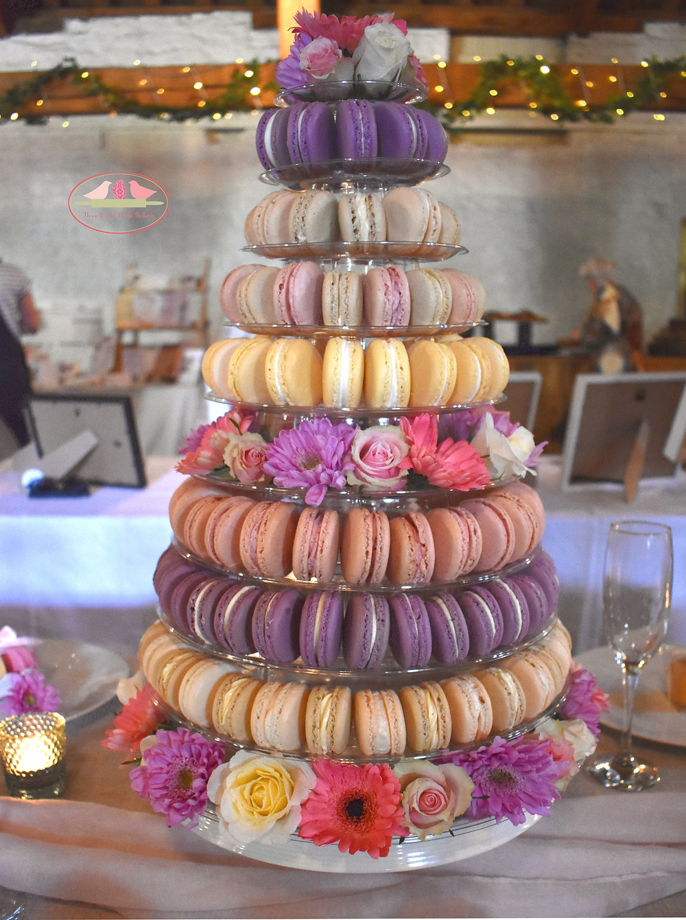 Macaron Towers in Ikley