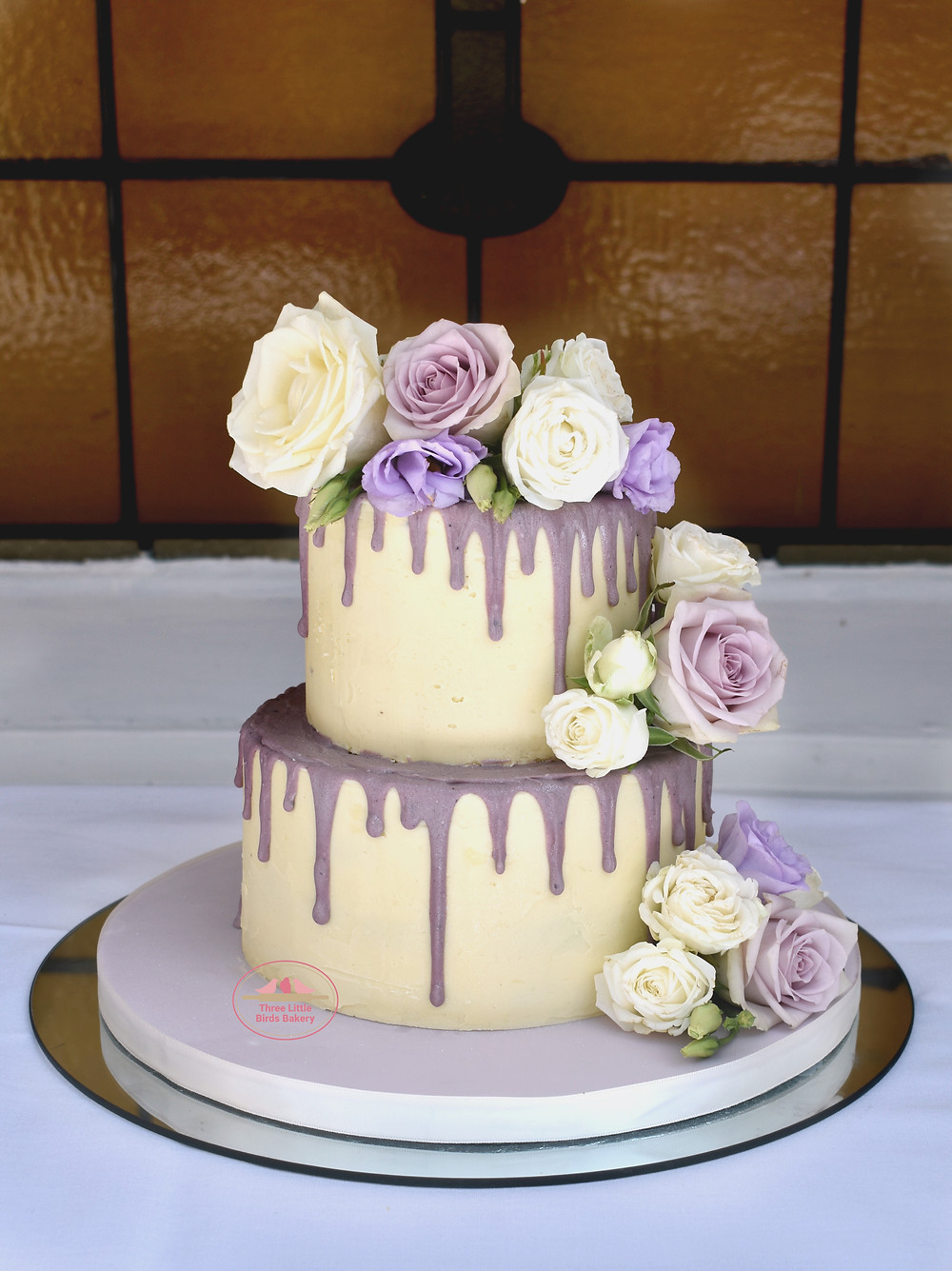 wedding cake west yorkshire