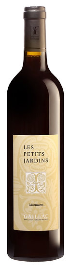 LES PETITS JARDINS MURMURES Rouge 2017 - 75cL