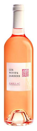 LES PETITS JARDINS ROSE 2020 - 75cL