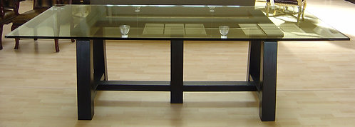Ralph Lauren North Atlantic Coast Dining Table Base Bla