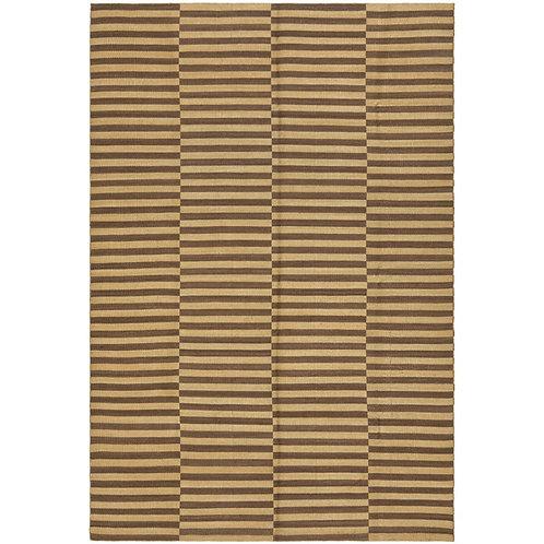 Ralph Lauren Cameron Stripe Teak/Sun 8 x 10