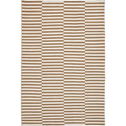 Ralph Lauren Cameron Stripe Sand/Surf 9 x 12